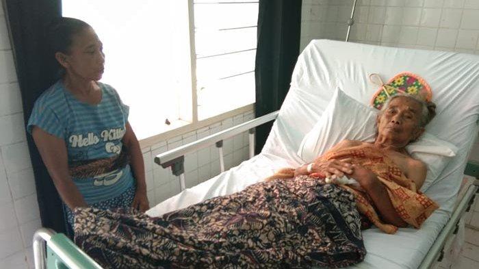 Dadong Berusia 110 Tahun Tersengat Listrik, Melepuh hingga Tulang Tangannya Terlihat
