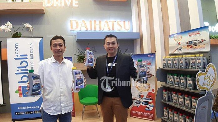 Promo Spesial Daihatsu Genuine Oil di Blibli.com Selama GIIAS 2019