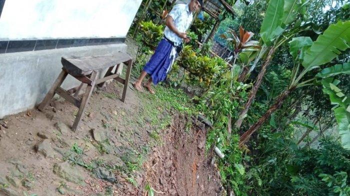 UPDATE: Banjir Surut, Dampak Longsor Terjadi di Beberapa Titik di Jembrana
