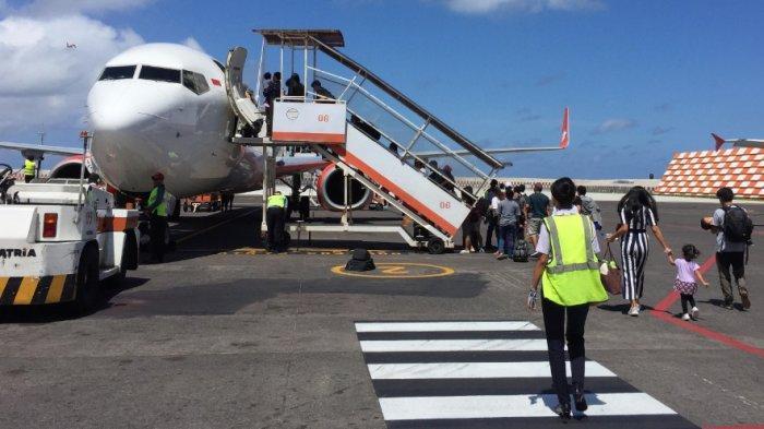 Hingga H+4 Lebaran, Rata-rata Penyaluran Avtur di Bandara Ngurah Rai Naik 4 Persen