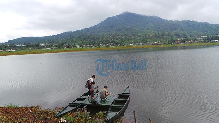 Tak Ada Lagi Kerang Kipas dan Ikan Kuyuh di Danau Buyan