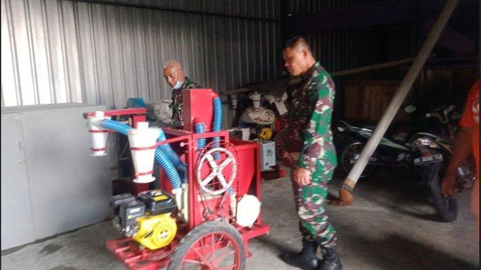 Dukung Program Ketahanan Pangan, TNI di Bali Hadiri Workshop Pengolahan Beras