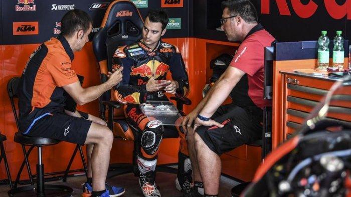 JADWAL MotoGP 2021: Dani Pedrosa Comeback di MotoGP Styria 2021 Usai 3 Tahun Pensiun