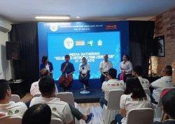 Bali Jadi Provinsi Pertama Penerapan Kolaborasi Konsep Ekonomi Sirkular Danone-AQUA
