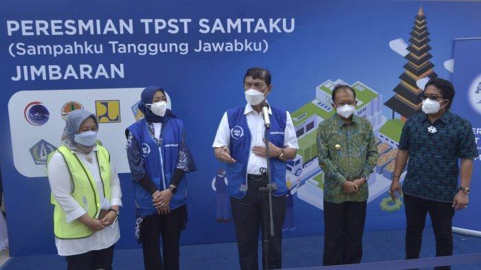 Danone-AQUA Memperkuat Komitmen Ekonomi Sirkular dengan Meresmikan TPST Terbesar di Bali