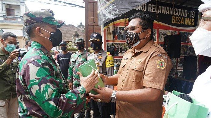 Semangat Terapkan PPKM Mikro, Desa Mas Ubud Gianyar Capai Zero Case Covid-19