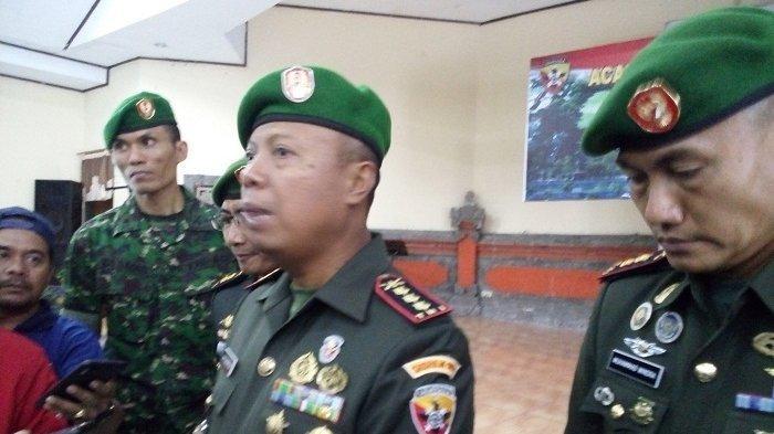Turunkan 1.108 Personel, Korem 163 Wira Satya Amankan Perayaan Natal dan Tahun Baru di Bali