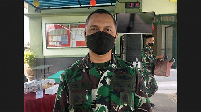 Jabat Danyon 741/Garuda Nusantara, Letkol Inf Riza Taufik Hasan Siap Dukung Pemerintah Tangani Covid