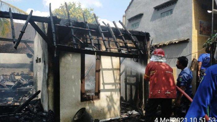 BREAKING NEWS - Dapur Pembuatan Babi Guling di Tabanan Bali Terbakar, Kerugian Ditaksir Rp 15 Juta