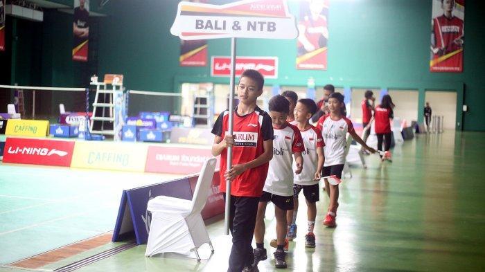 2 Putra Bali Tembus Audisi Umum Beasiswa Bulutangkis 2019, Gede Satwika Ingin Seperti Kevin Sanjaya