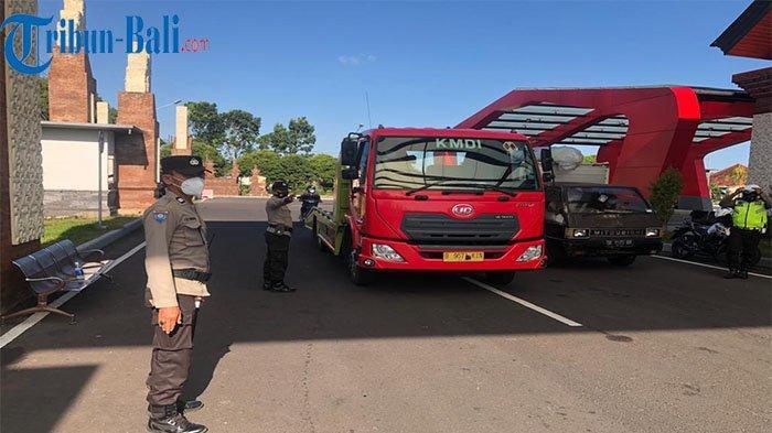 Jelang Idul Adha 2021, Kendaraan Keluar Masuk Bali Tercatat Mengalami Penurunan