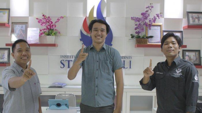 Mahasiswa ITB STIKOM Bali Raih Juara Harapan II Peksiminas 2020