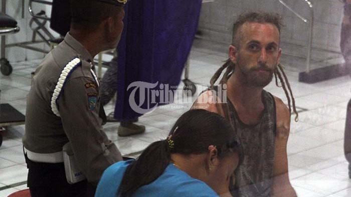 Rekam Jejak David James Taylor, Pelaku Pembuhuhan Polisi di Pantai Kuta Bali Yang Kini Bebas