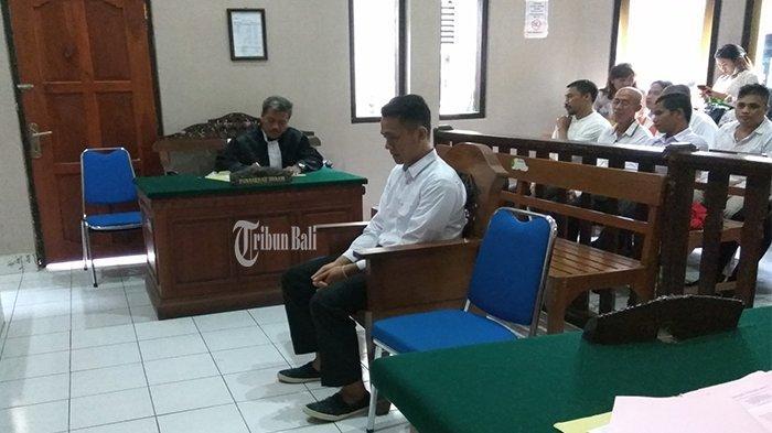 Diupah Rp 3 Juta Edarkan Sabu dan Ekstasi, David Terancam Maksimal Pidana Mati