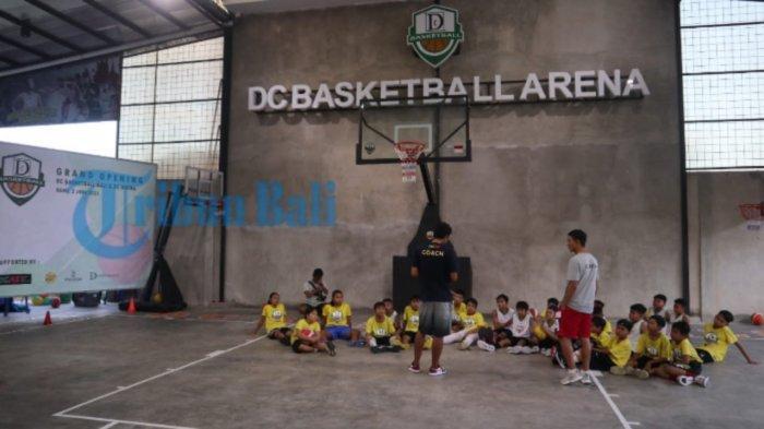 Deretan Eks IBL Asal Bali yang Melatih di DC Basketball Arena Denpasar