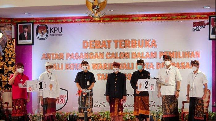 Jaya-Wibawa Tegaskan Tahapan Satu Jalur, Amerta Janjikan Bantuan dan Stimulus di Debat Perdana