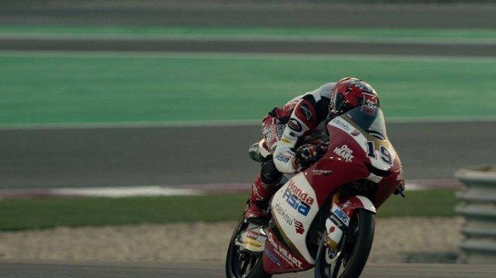 UPDATE Hasil Moto3 Jerman 2021: Rider Indonesia Andi Gilang Raih Poin Kedua, Finish di Posisi Ke 15