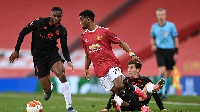 Update Hasil Liga Eropa, Manchester United Lolos ke Babak 16 Besar UEFA, Gol Axel Tuanzebe Dianulir