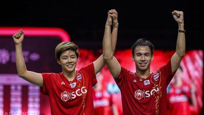 Hasil Final Thailand Open - Ini 5 Kontestan yang Raih Juara