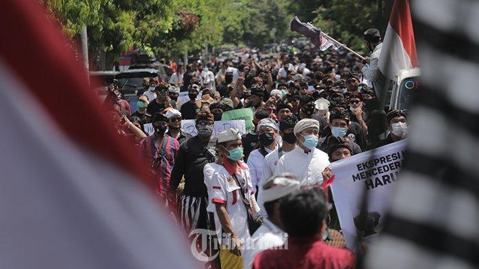 BREAKING NEWS - Hari Ini Forkom Taksu Bali Laporkan AWK ke BK DPD RI di Senayan