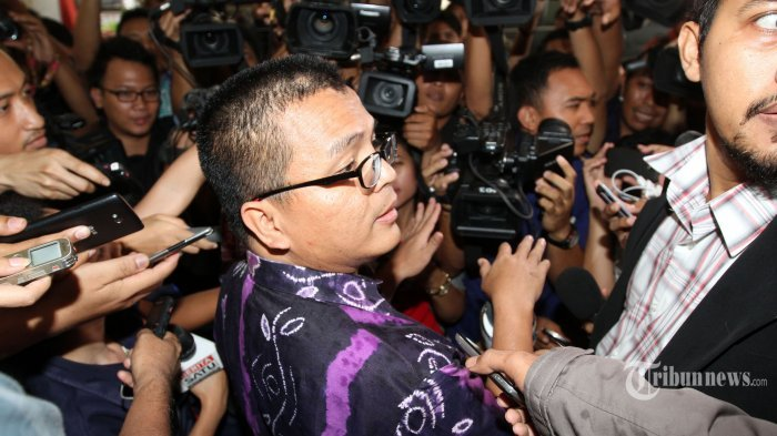 STAN Undang Denny Indrayana Sebagai Pembicara Soal Korupsi, Misbakhun: Kan Dia Tersangka!