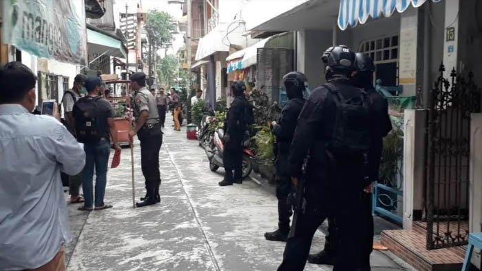 Operasi Senyap Densus 88 Tangkap 4 Terduga Teroris di Lampung, Berencana Lakukan Aksi di Jawa