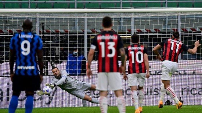 Psywar Nerazurri Sambut Jadwal Liga Italia Pekan 23 AC Milan vs Inter Milan: Sindir Tentang Raksasa!