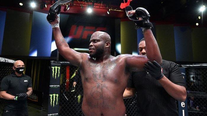 Hasil UFC Vegas 19 - The Black Beast Hajar Curtis Blaydes Hingga KO
