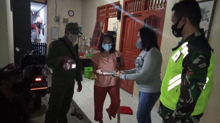 Desa Dauh Puri Kangin Denpasar Laksanakan Pendataan Penduduk Non Permanen