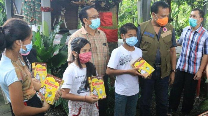 Ikut Terdampak Covid-19, Pemprov Bali Berikan Bantuan Sosial ke Panti Destawan di Buleleng