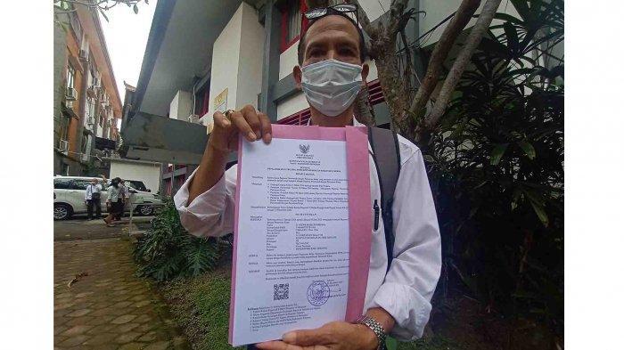 10 Tahun Jadi Tenaga Kontrak di Tabanan Bali, Suardana Sumringah Terima SK PPPK