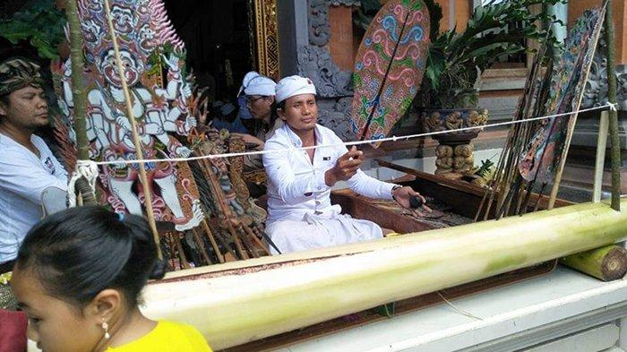 Kisah Penekun Warisan Leluhur Pewayangan di Bali, Pilih Jadi Dalang Ruwatan