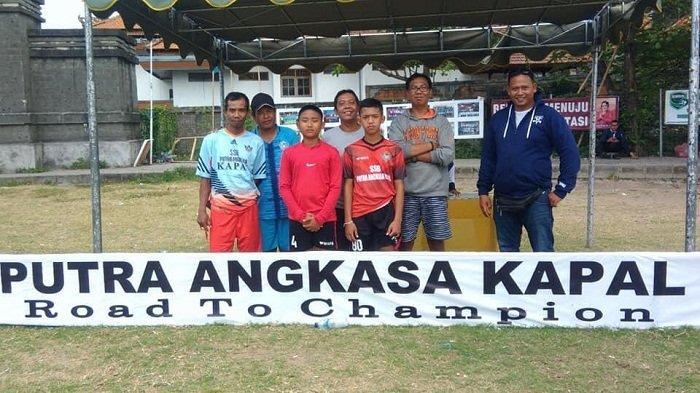 Dua Putra Terbaik Kapal Badung Wakili Bali di Seri Nasional Liga Menpora di Palembang