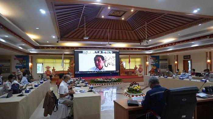 Antisipasi Kondisi Krisis dan/atau Darurat Energi Tenaga Listrik, DEN Gelar Rapat Koordinasi di Bali