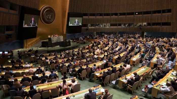 Dewan Keamanan PBB akan Gelar Sidang Virtual Bahas Konflik Israel-Palestina pada 16 Mei 2021