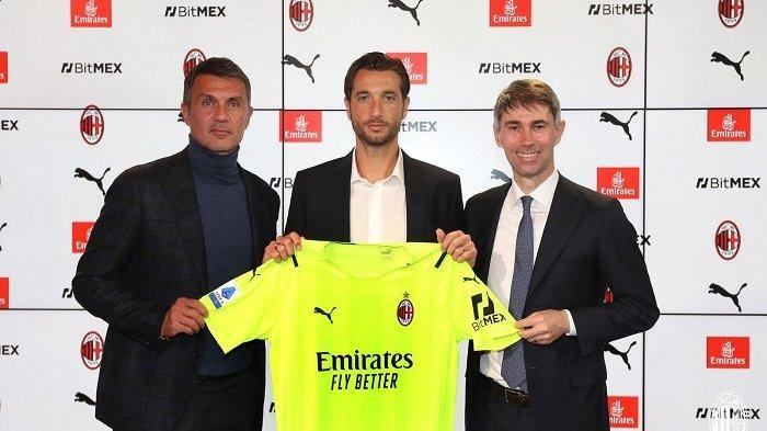 Update Kabar Rossoneri: Welcome Antonio Mirante di AC Milan, Operasi Maignan Sukses & Absen 14 Laga
