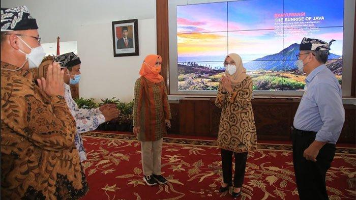 Kunjungan Kerja ke Banyuwangi, Komisi X DPR RI Gali Pengembangan Desa Wisata
