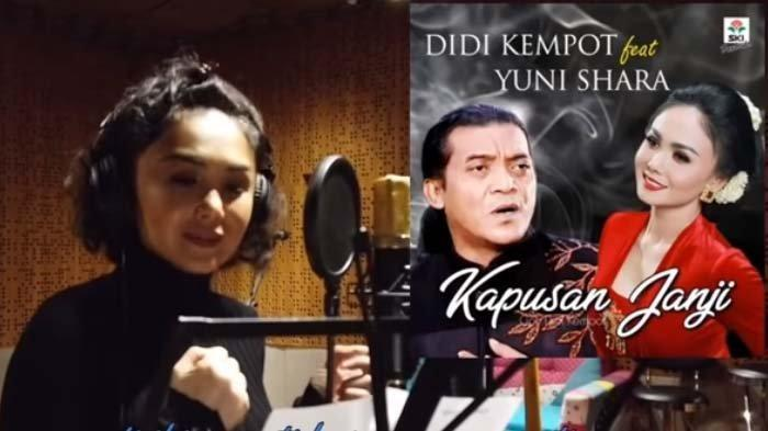 Lirik Lagu Duet 'Kapusan Janji' Didi Kempot & Yuni Shara Jadi Sorotan, Isinya Isyaratkan Perpisahan