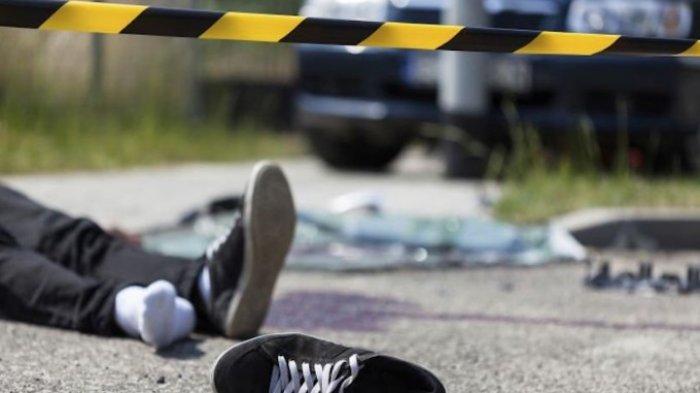 Kecelakaan di Jalan Cok Agung Tresna Denpasar, Pemuda 20 Tahun Asal Jembrana Tewas di TKP