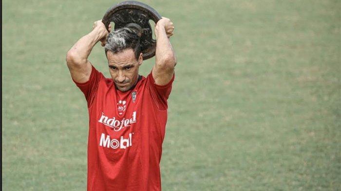 Manajemen Bali United Akhiri Kerja Sama dengan Diego Assis, Hanya Dimainkan di Piala Menpora 2021