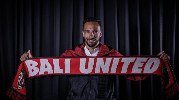 pemain baru Bali United, Diego Assis.