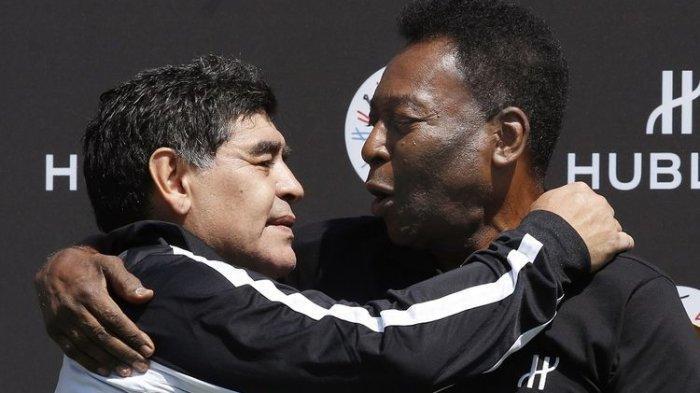 Diego Maradona Tinggalkan Harta Rp 1,4 Triliun Tetapi Entah di Mana Sekarang