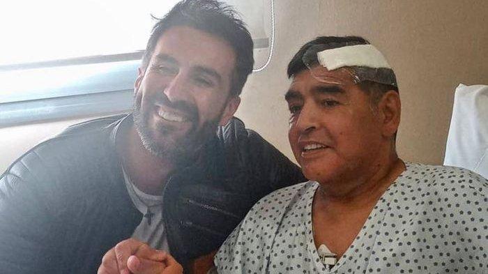 Dokter Pribadi Diego Maradona yang Sempat Dituduh Lakukan Pembunuhan Kini Dibebaskan dari Penjara