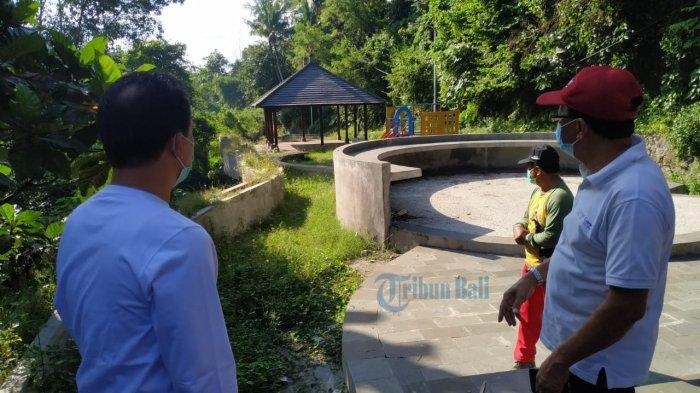 Terkesan Tidak Terawat, Dinas Pariwisata Klungkung Kekurangan Tenaga Urus Rest Area Goa Jepang