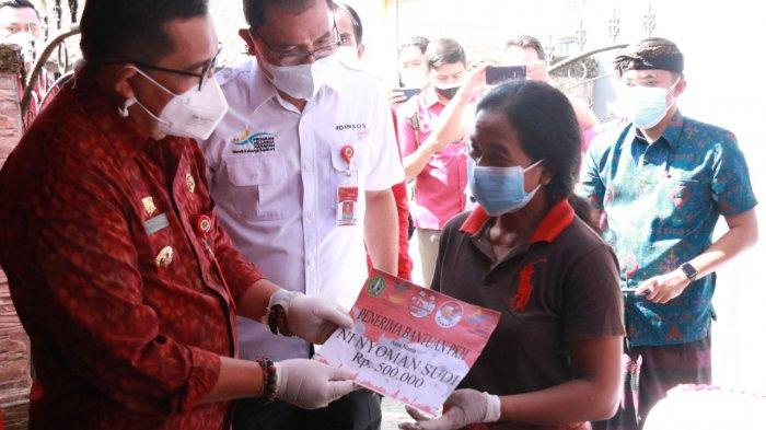 Bantuan PKH, BPNT, BST Akhirnya Cair, Bantuan 3 Ribu Paket Beras 5 kg Masih Dalam Perjalanan
