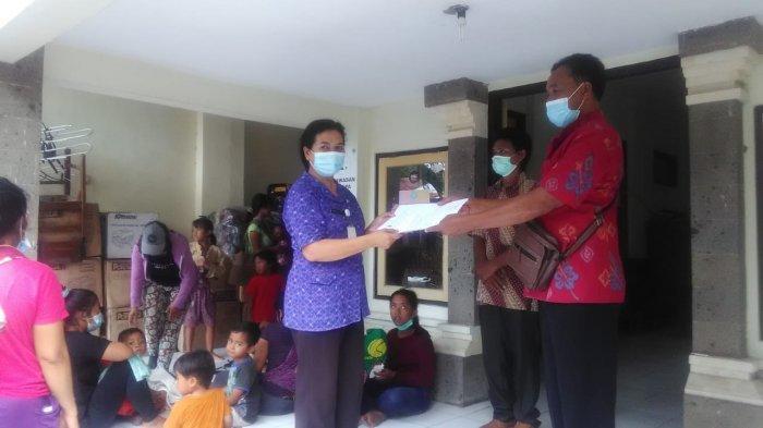 Puluhan Gepeng Asal Karangasem Bali Terjaring Petugas Satpol PP