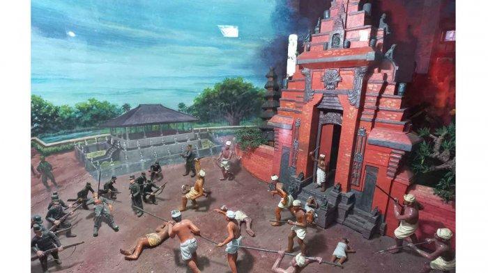 Kisah Heroik Perang Puputan Klungkung yang Diperingati Setiap 28 April