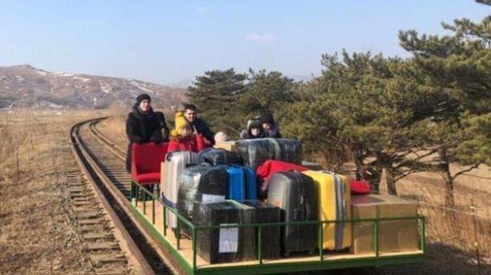 Situasi di Korea Utara Makin Mengerikan, Diplomat Rusia Nekat Pulang Pakai Troli