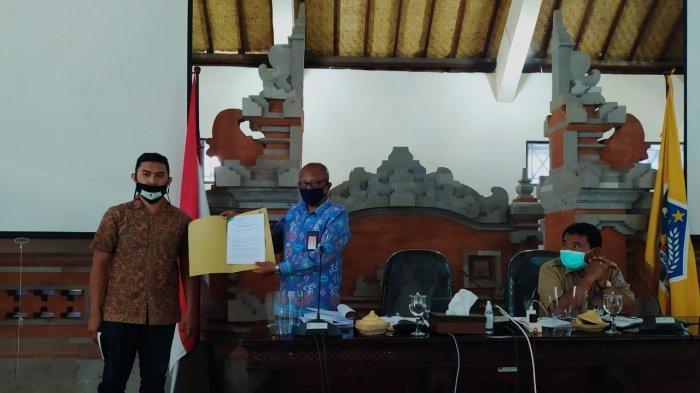 Ada di wilayah KRB, Frontier dan Walhi Bali Protes Rencana Pembangunan Pusat Kebudayaan di Klungkung