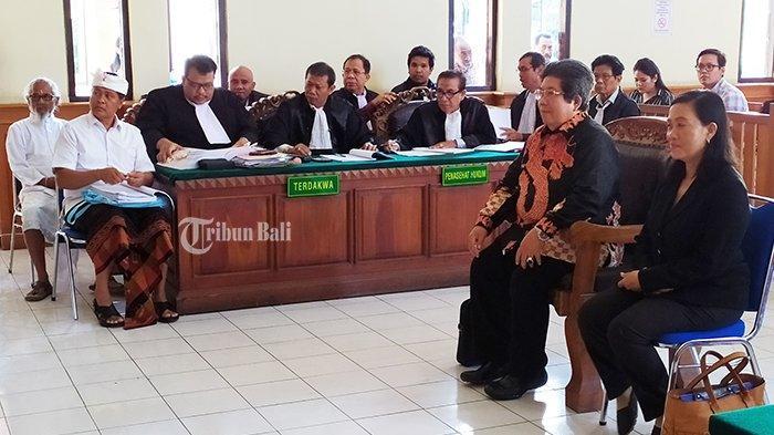 Direktur PT Maspion Bersaksi, Uang Rp 149 Miliar Ditransfer ke Rekening PT Pecatu Bangun Gemilang
